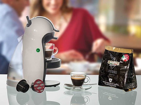 Caffè in capsule compatibili Dolce Gusto ®