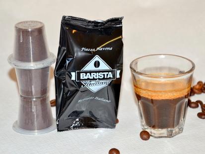 Piazza di Spagna Capsule Caffè