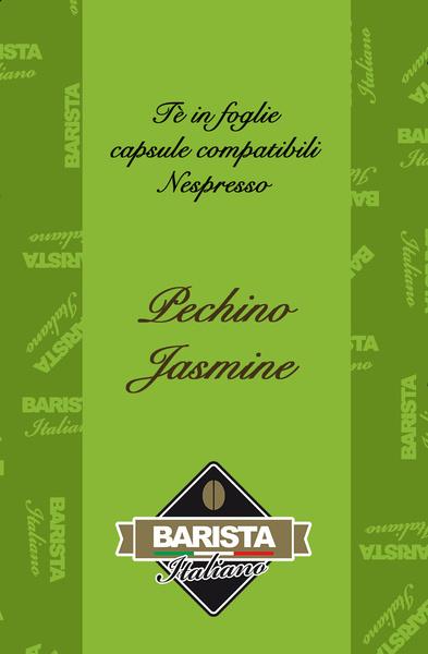 Pechino Jasmine Cialde Nespresso