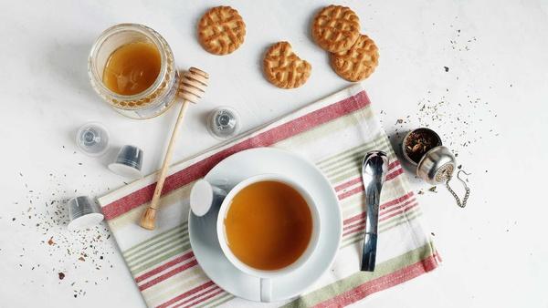 Selezione Tè capsule Nespresso