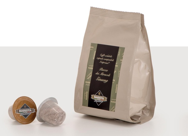 Capsule Caffe solubile Ginseng prezzi