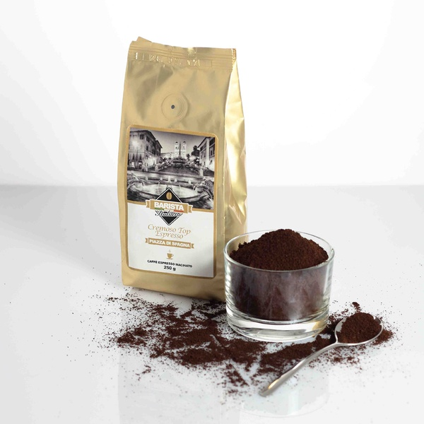 Caffè Macinato Cremoso Top Espresso prezzi