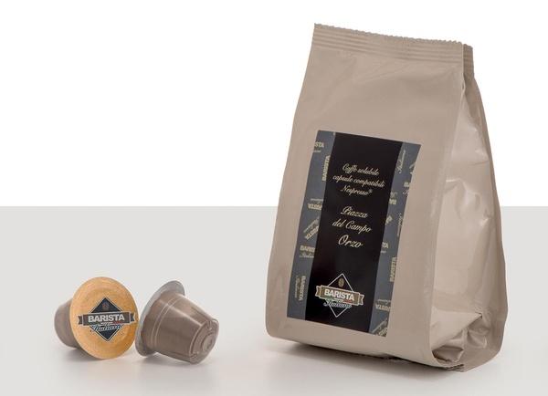 Caffe compatibile nespresso capsule orzo prezzi