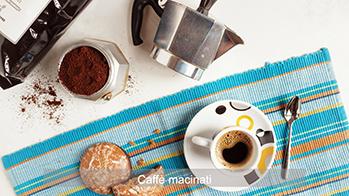 caffe barista italiano macinato